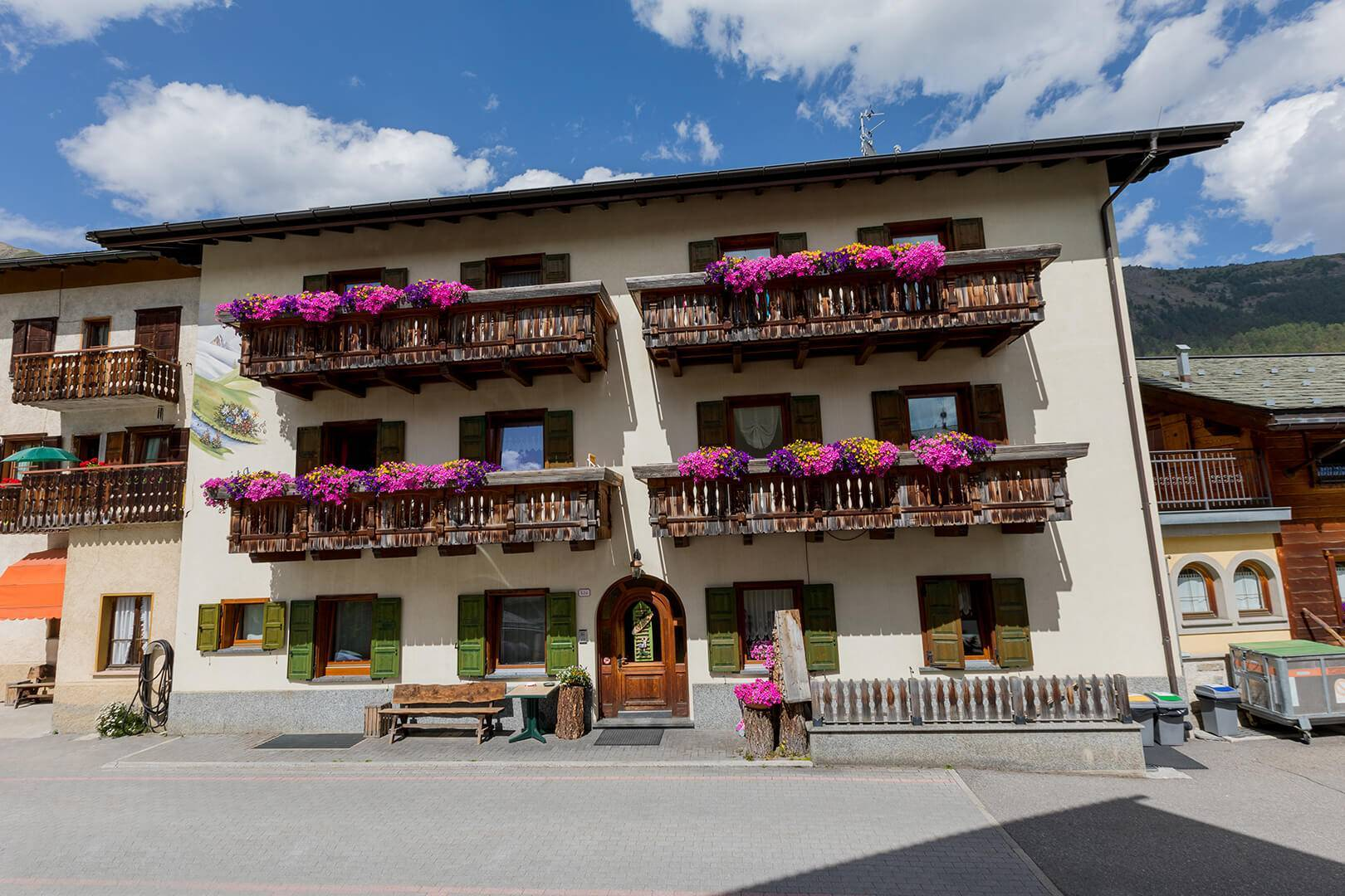 Apartments in Valtellina