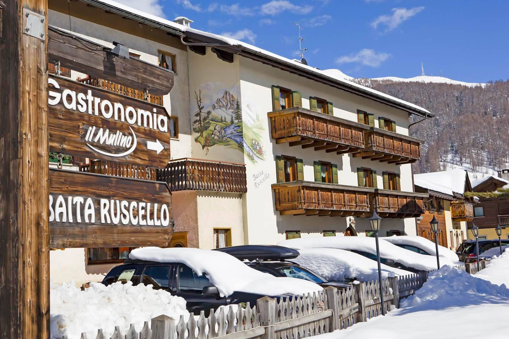 Your new home in Livigno