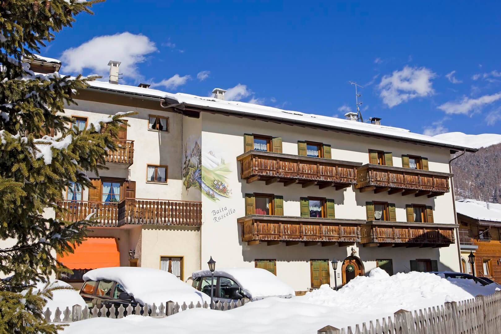 Lodge in Livigno